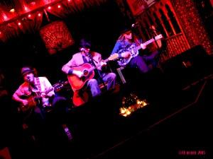 Chickie Wah Wah Trio NOLA 2013