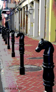 Hitching Posts NOLA 2013