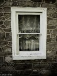 Window with Lace
